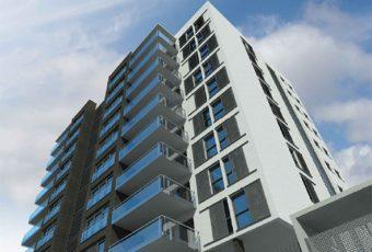Proyecto Edificio de 36 viviendas, piscina y garajes en Castellón